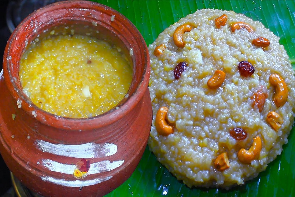 Earthenware to help celebrate Pongal enthusiastically - Intensive work in progress!