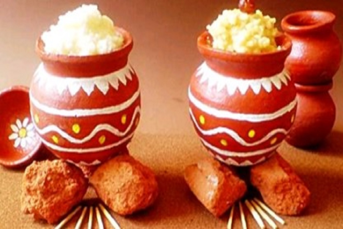 Approaching Pongal - Damage to earthen pots due to continuous rains
