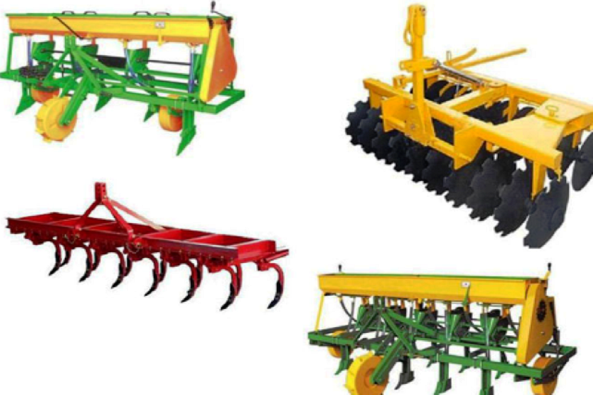 Agricultural machinery for FPOs purchased for Rs 3.35 crore!