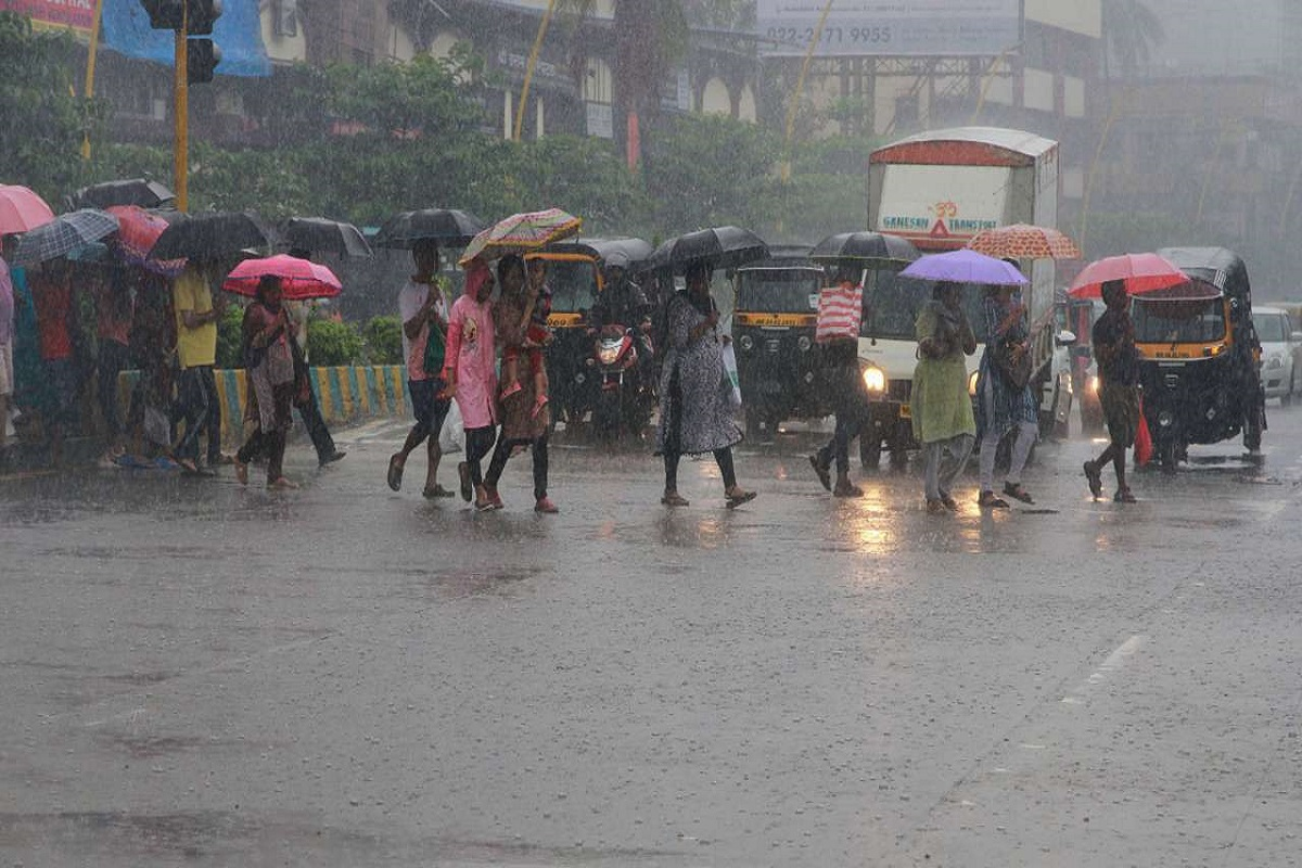 Chance of heavy rain with thunder in 9 districts!