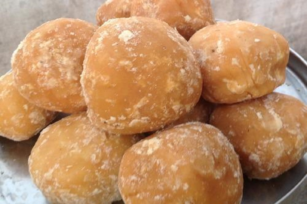Jaggery  is enough to escape from winter diseases!