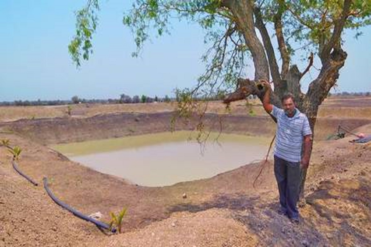 Rs 75,000 subsidy to set up farm ponds!
