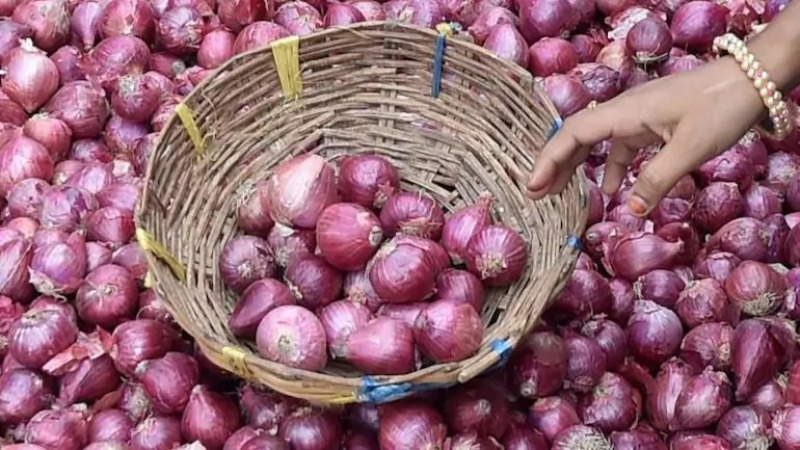 Onion rate increased