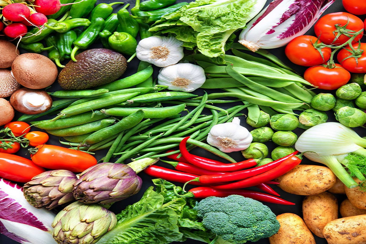 Do you know about country vegetables?