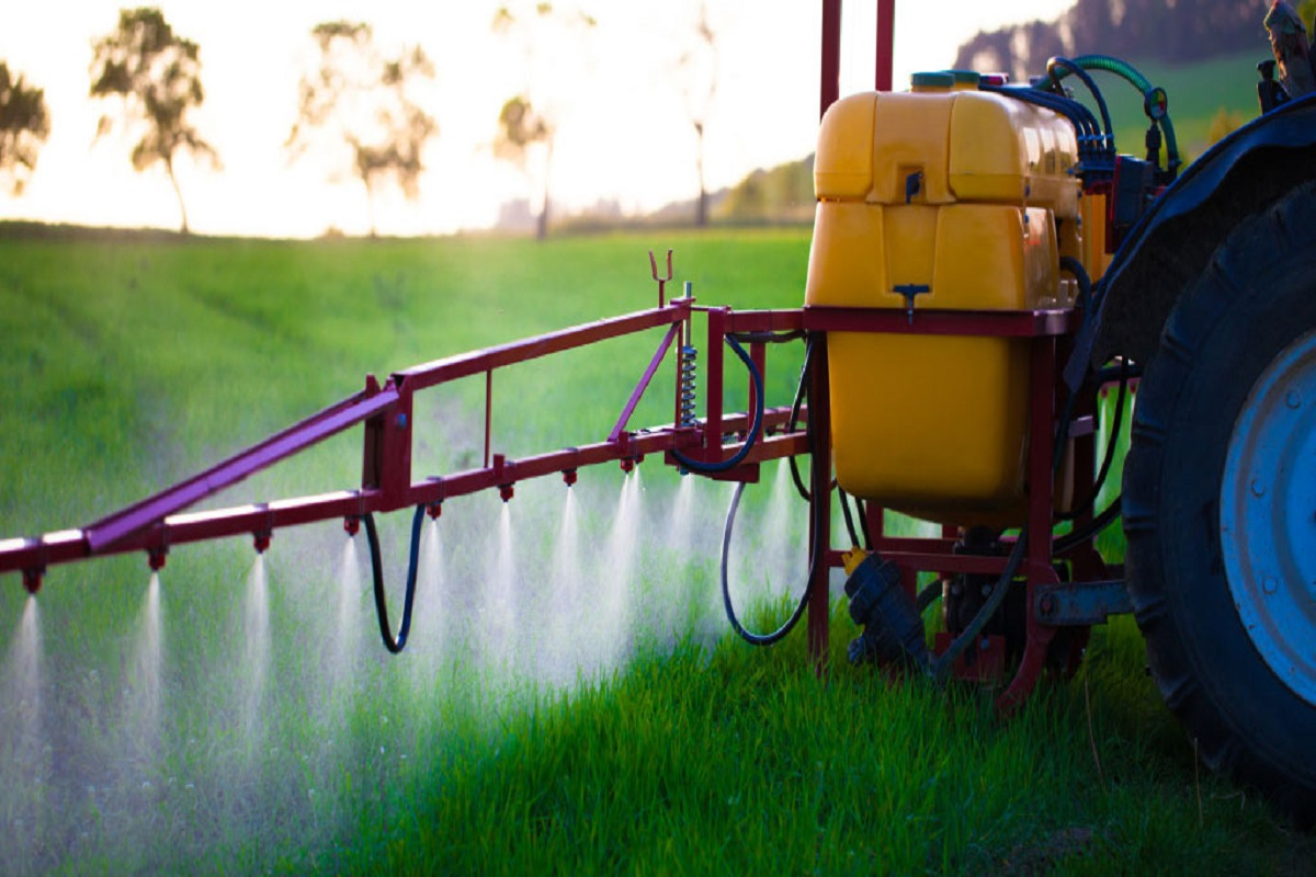 Do you know the types of pesticides?