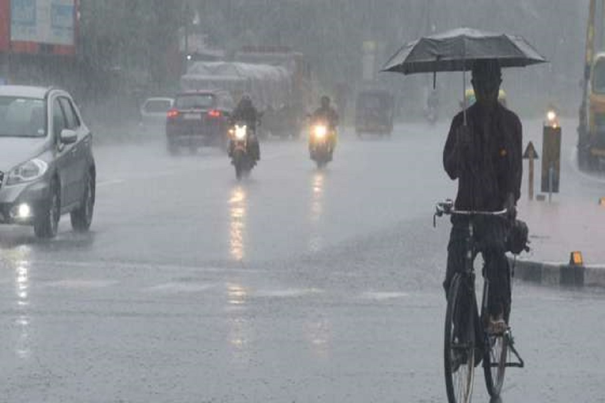 Heavy rains in 5 districts- Meteorological Center information