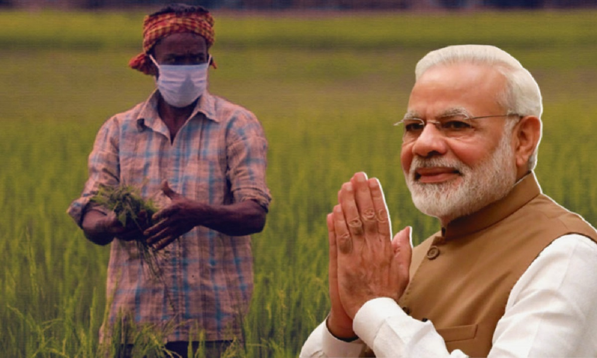 We are committed to doubling the income of farmers - PM Modi tweet!