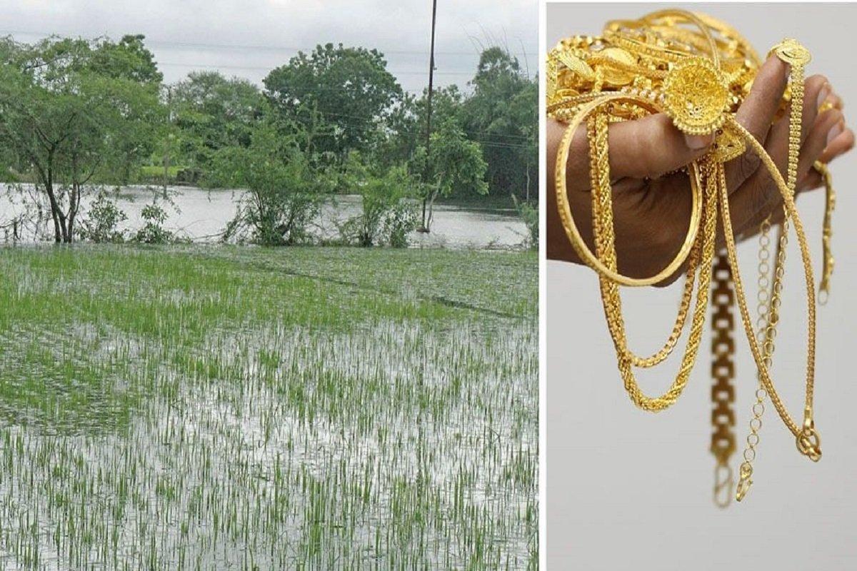 Farmers' jewelry loan, women's self-help group loan waiver !