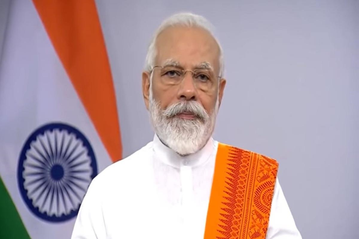 I failed in my attempt to learn Tamil - PM Modi!