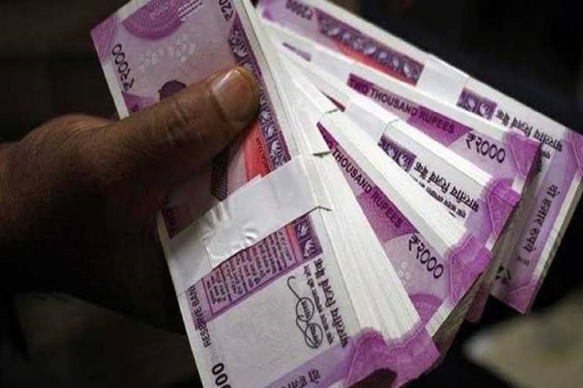 Rs 85,000 confiscated from a farmer - Election Flying Squad operation!