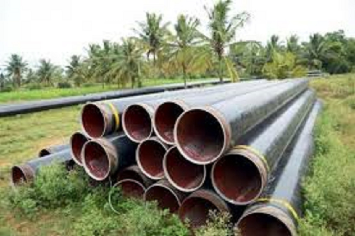 Gas pipeline through farmland- Farmers petition to protest!