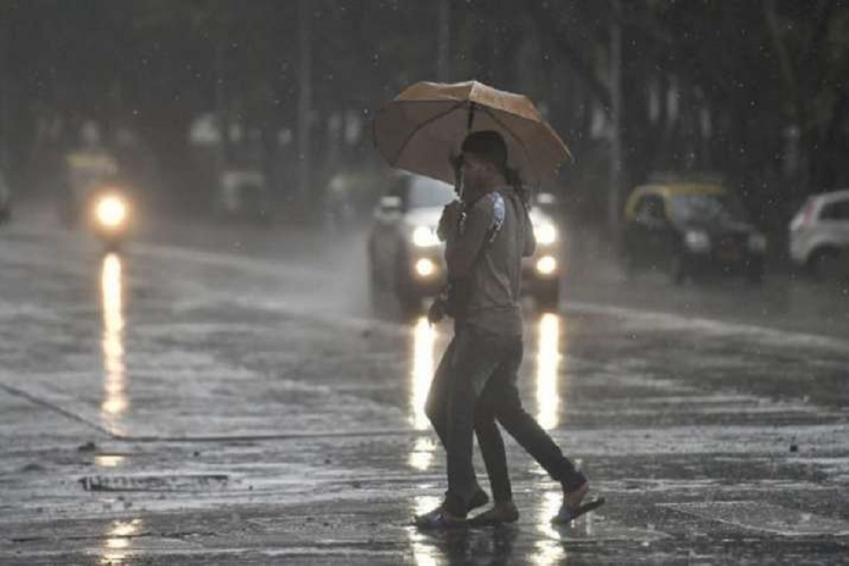 Chance of rain in 5 districts!