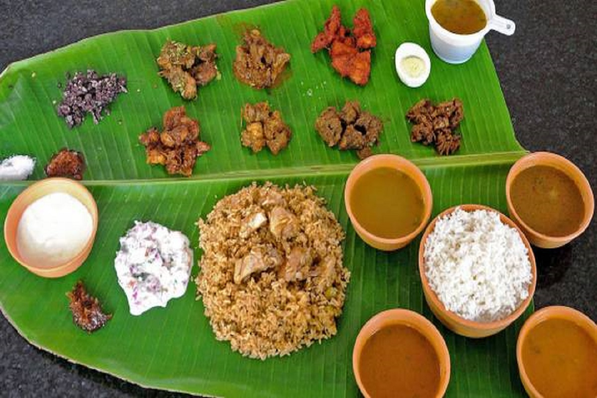 Non-vegetarian foods are essential for good health!
