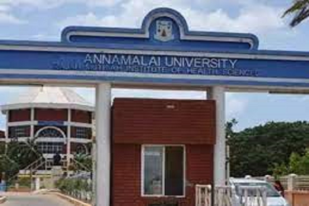 Annamalai University offers free training for Agriculture and Science graduates!