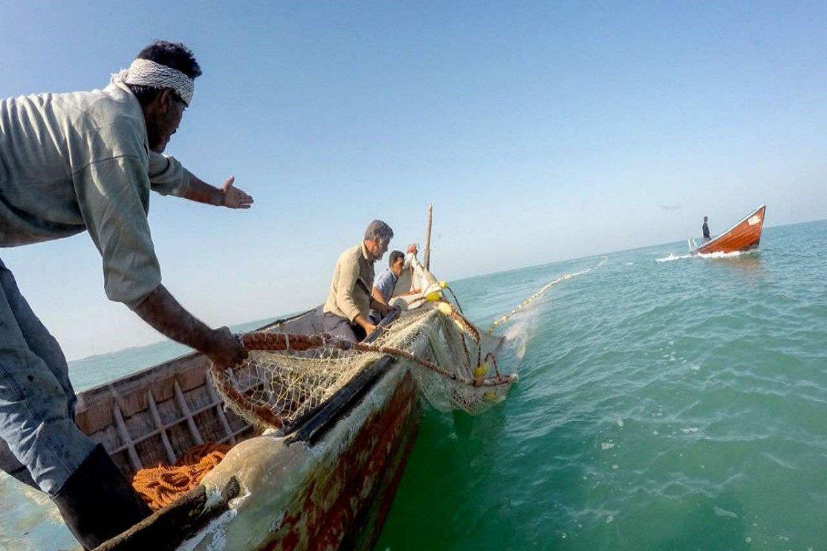 New Depression - Fishermen Don't Go To Sea!