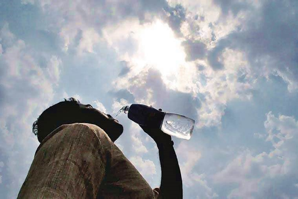 Maximum temperature likely to reach 40 degrees Celsius in 22 districts