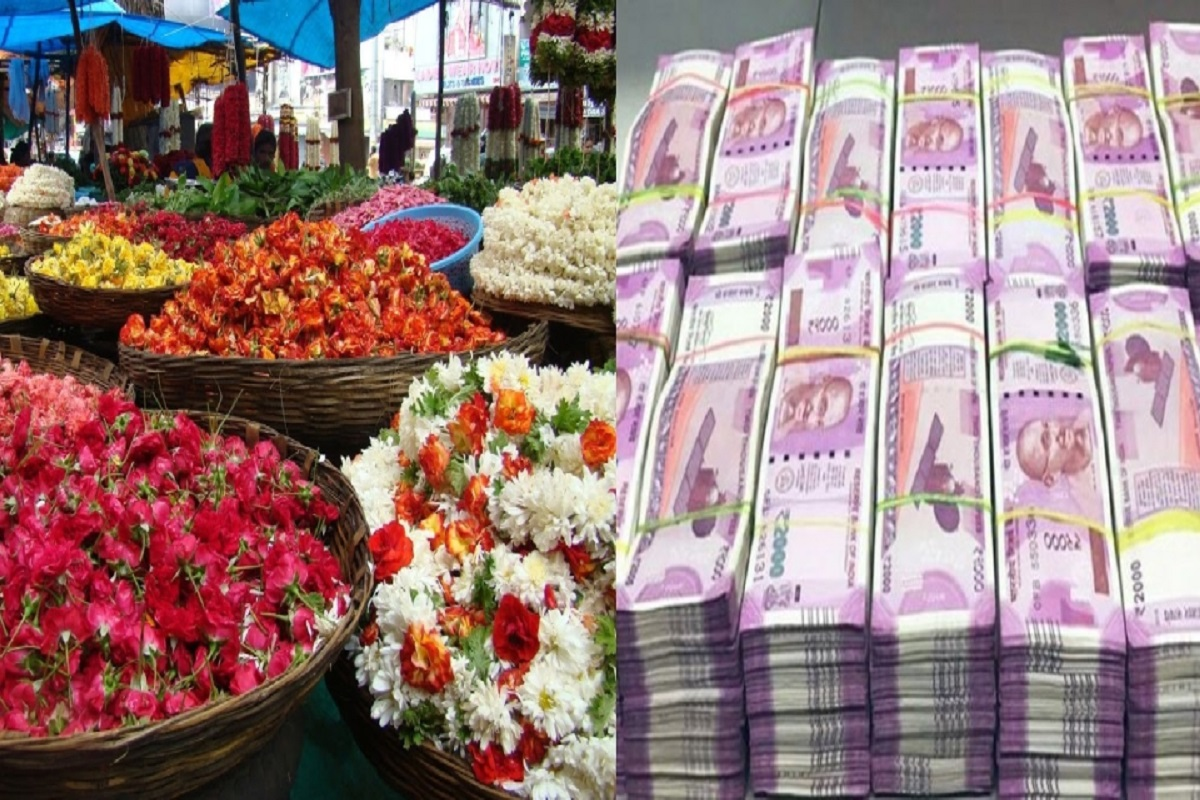 Mega profitable flower business with low investment!