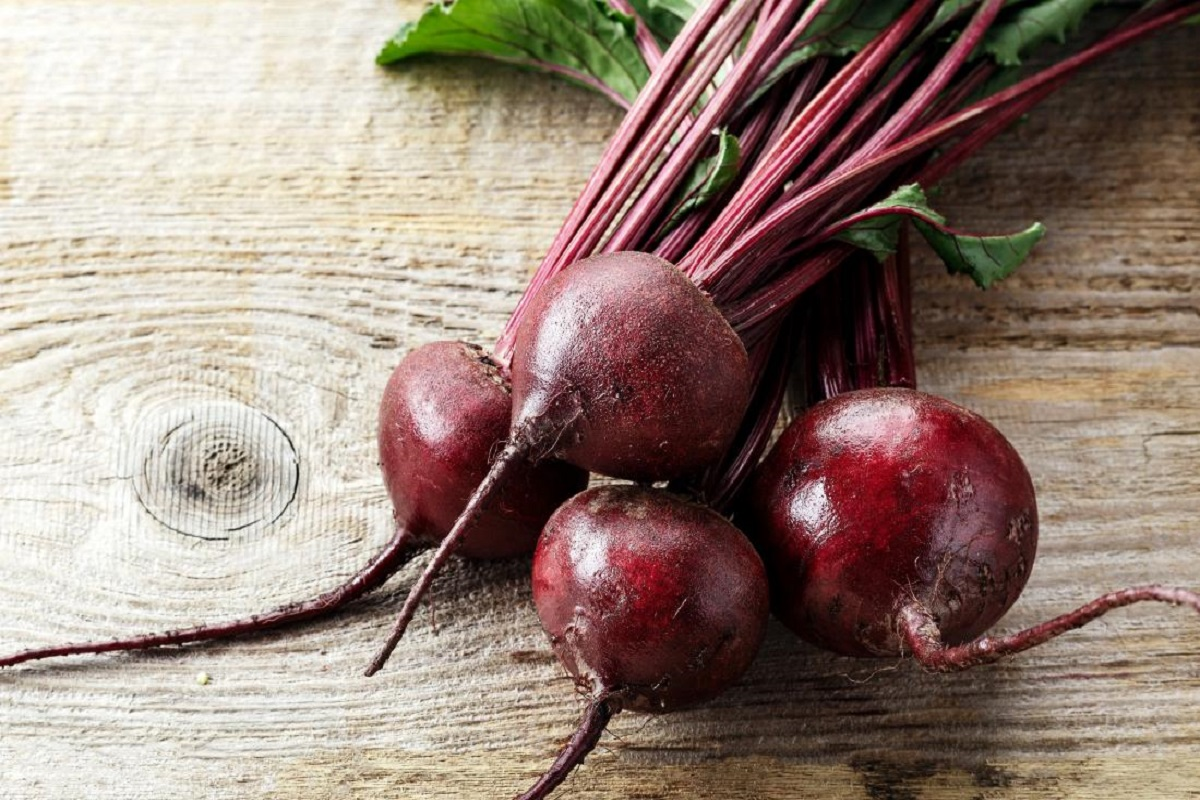 Beetroot prices plummet - farmers in tears!