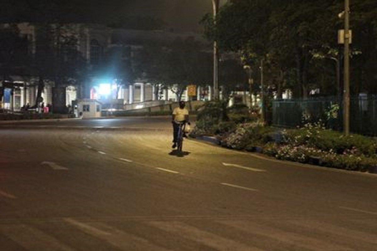 Night curfew in Tamil Nadu - effective from tomorrow!