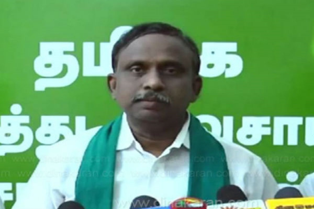 Mettur dam to be opened on June 12: BR Pandian urges CM