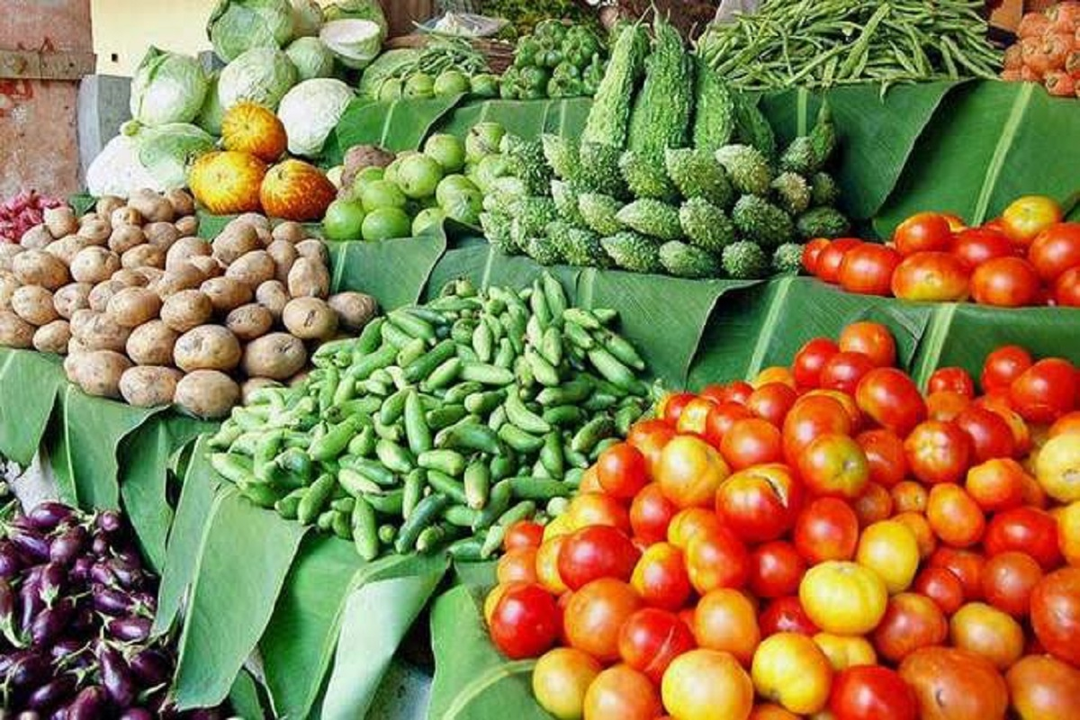 Control room to get essential items including vegetables - Agricultural arrangement!