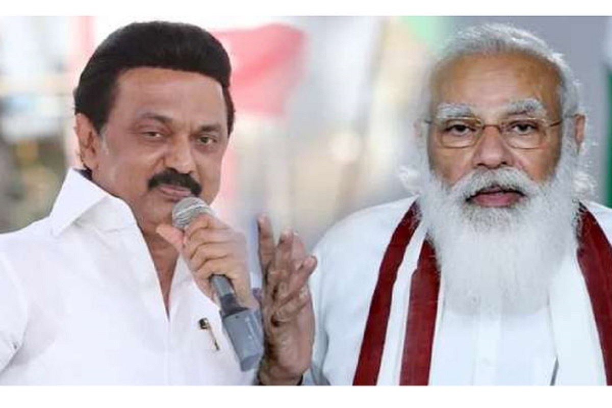 Tamil Nadu Chief Minister MK Stalin in Delhi - Meeting with Prime Minister Modi this evening!