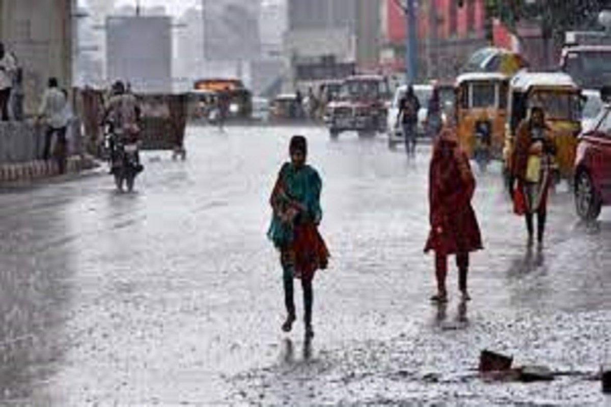 Chance of heavy rain in Nilgiris and Coimbatore districts !!