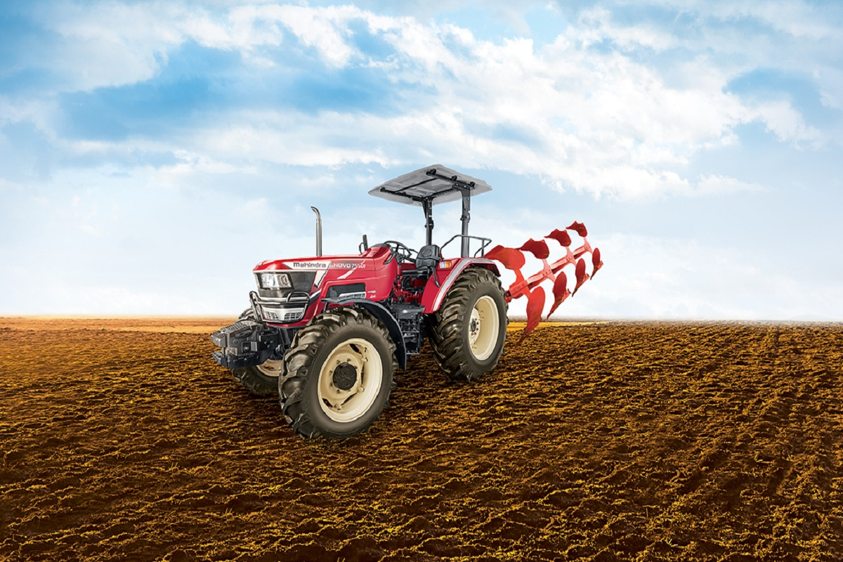 Small and marginal farmers can use tractor without rent - District Collector Information!