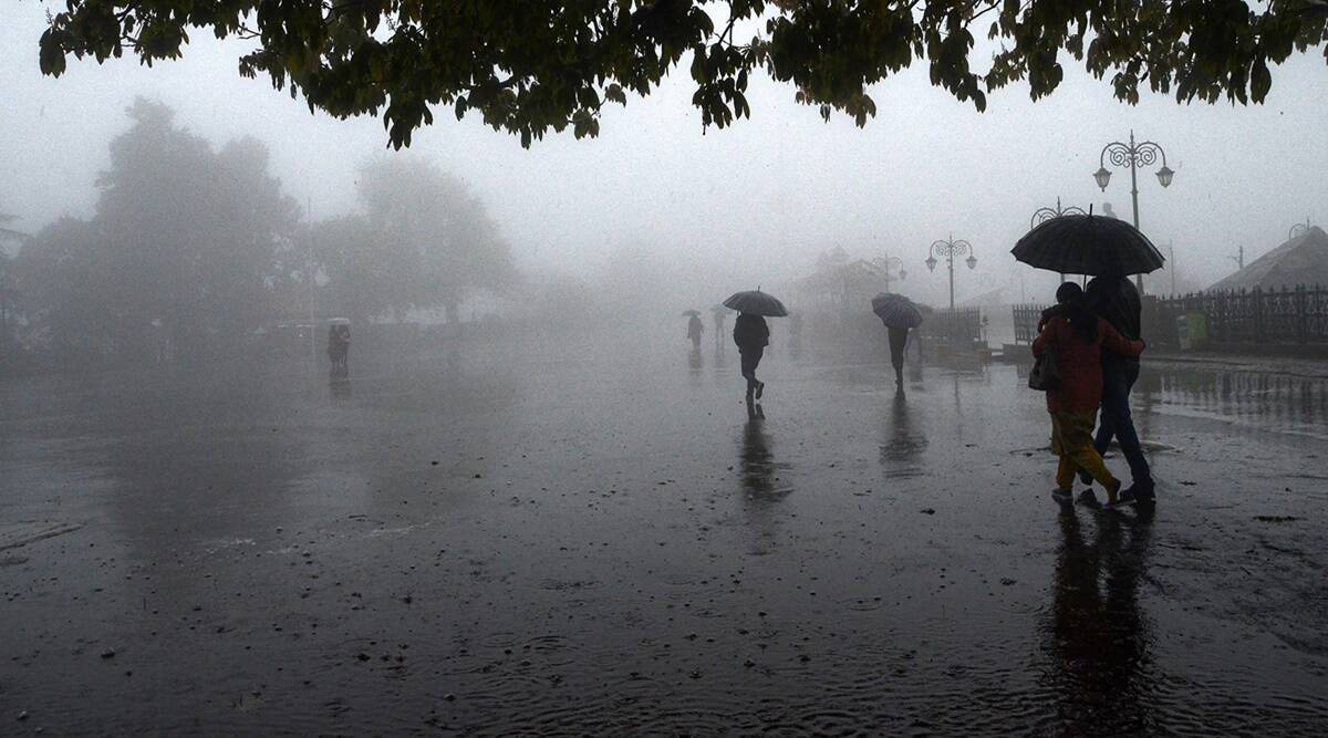 7 districts including Coimbatore may receive heavy rains - Meteorological Department