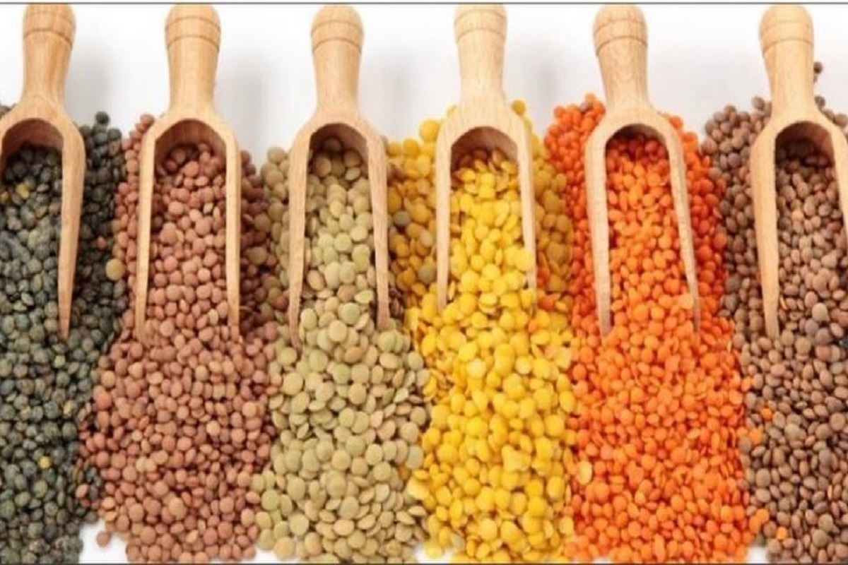 New restrictions on stocks of pulses!