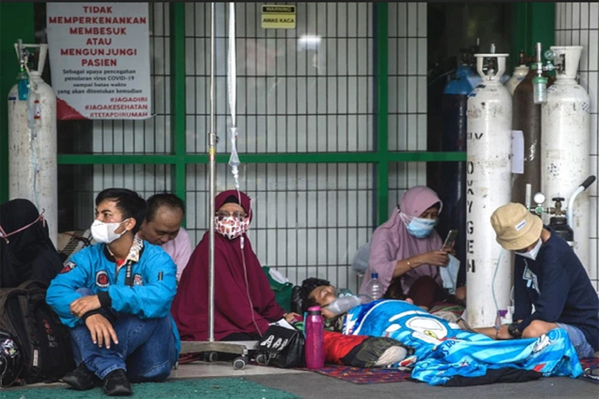 Delta virus spreads as easily as measles: US warns!