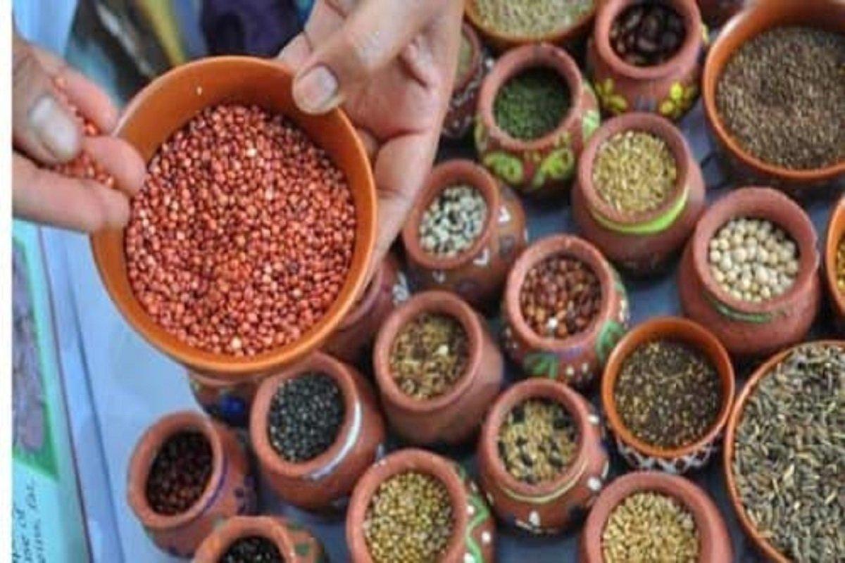 Subsidy for small grain farmers