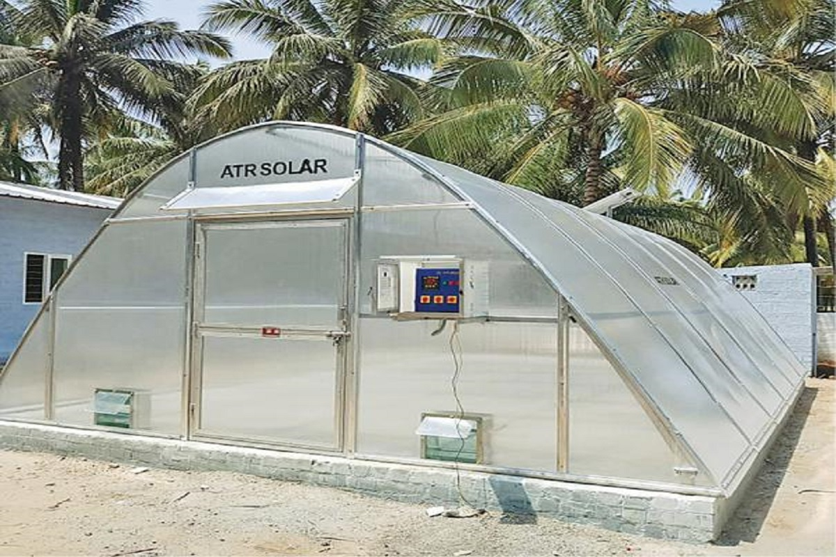 Solar Tent Dryer- How to set up on subsidy?