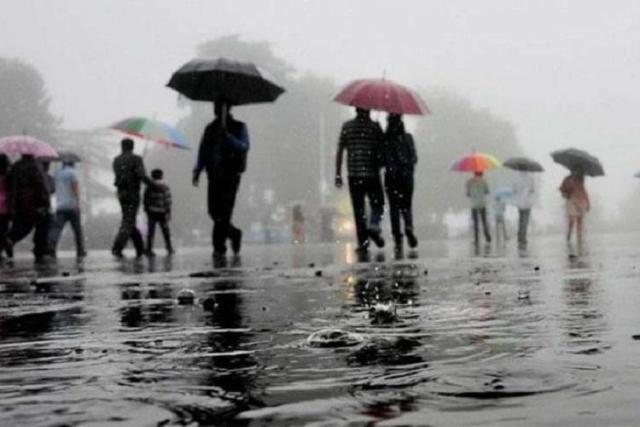 Chance of moderate rain in Tamil Nadu - Weather Center Information!