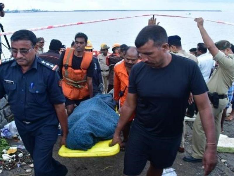 siddhartha's body found in netravati river