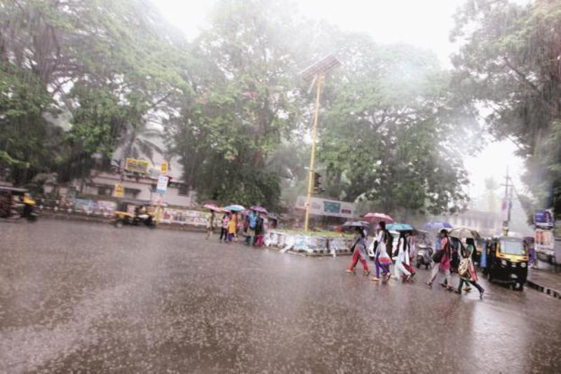 Rainfall Chances