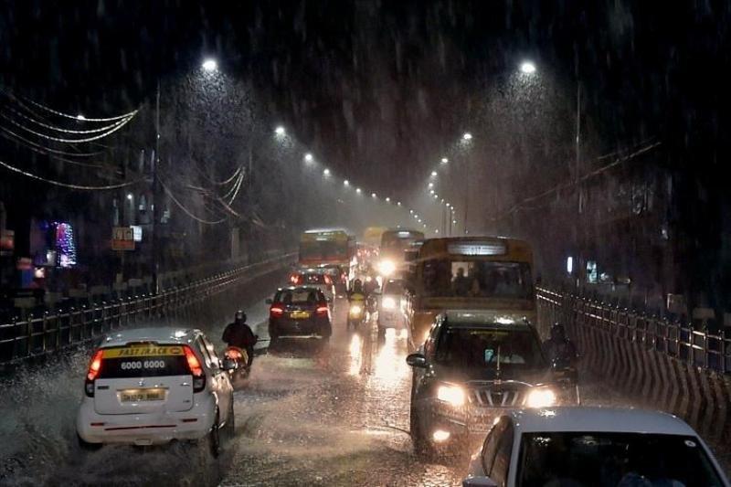 heavy rainfall in tamilnadu
