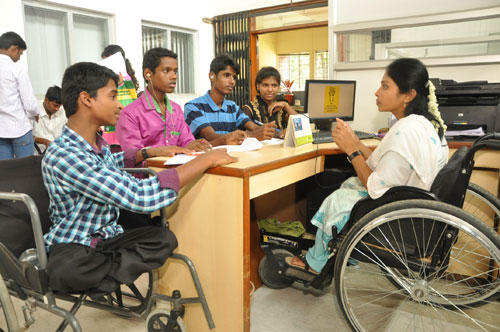 Job fair for disablities