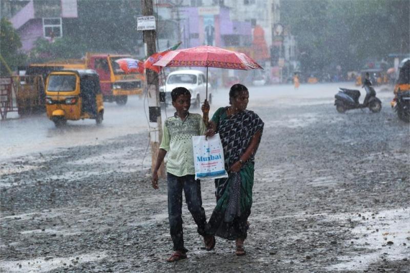 Tamil Nadu Rainfall