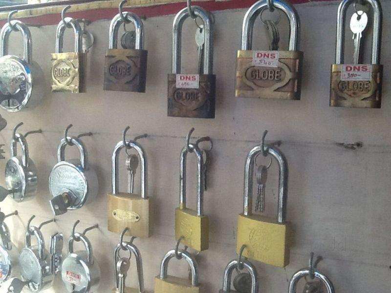 Dindugal Lock