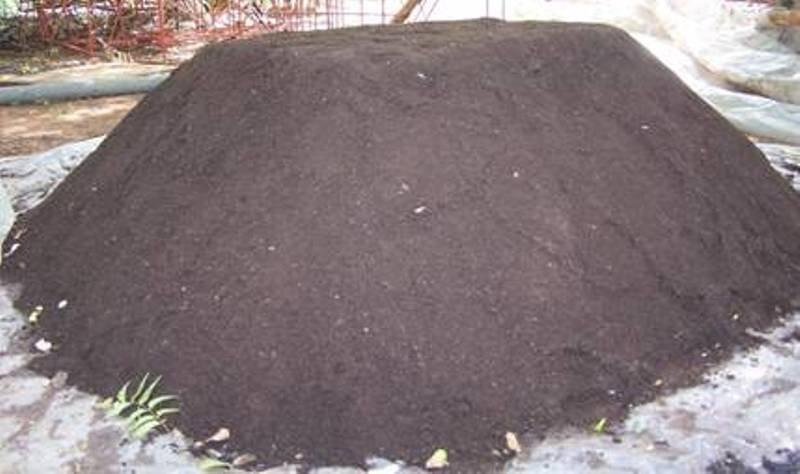farm waste compost