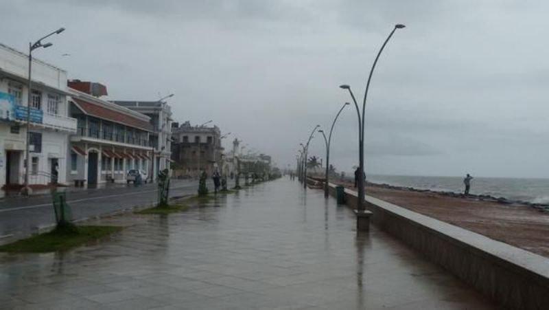 Puducherry Beach
