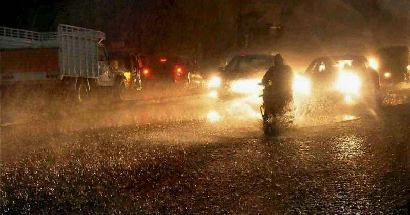 heavy rains with Thunder Storm tamilnadu