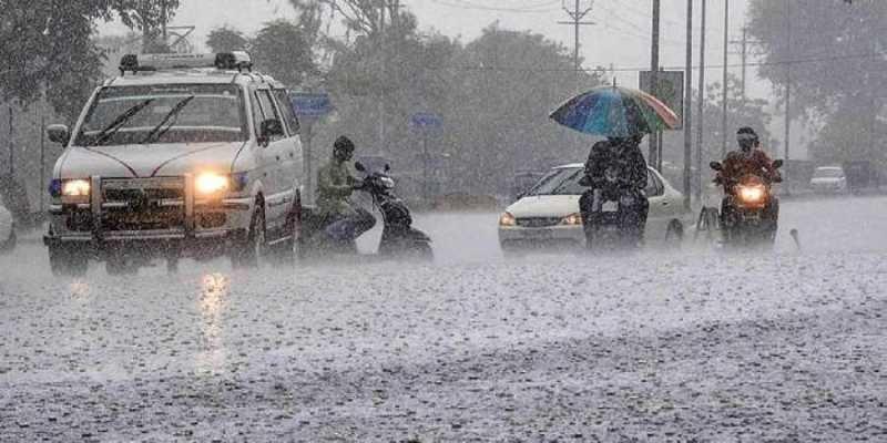 Tamil Nadu Continuous Rains Alert for 4 Districts