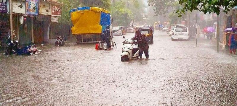 Rain alert for next 2 days in Mumbai