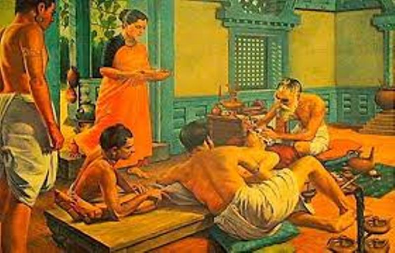 Ancient Treatment