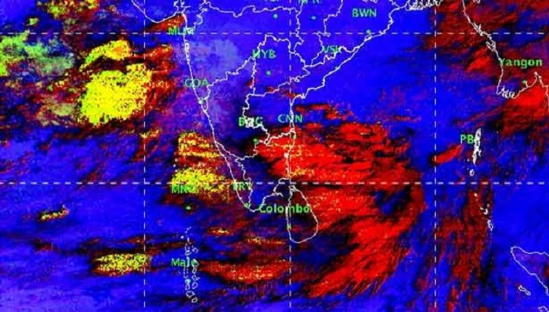 Chennai Meteorological department sep 20 2019