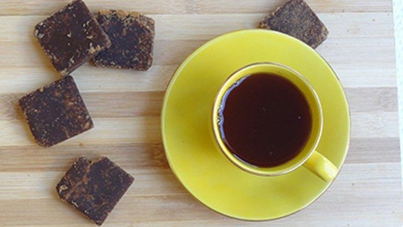 Jaggerry tea