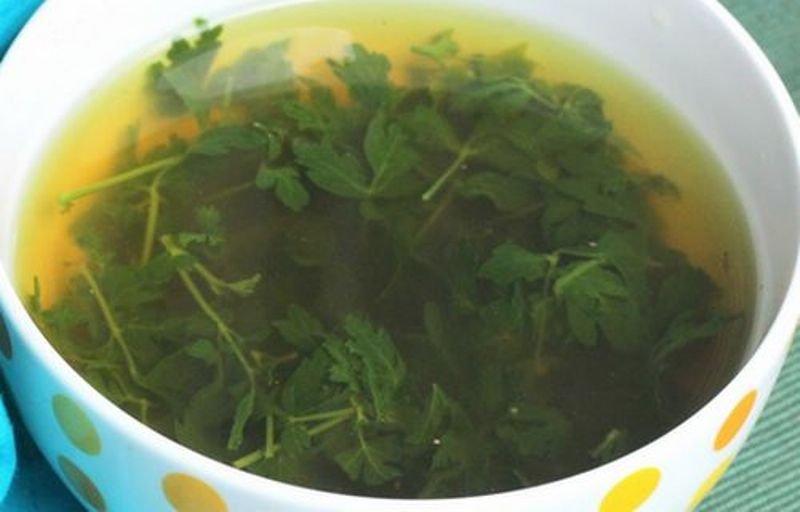 Mukkirattai soup