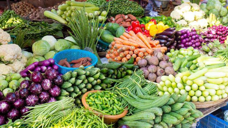 Cuntry Vegetables